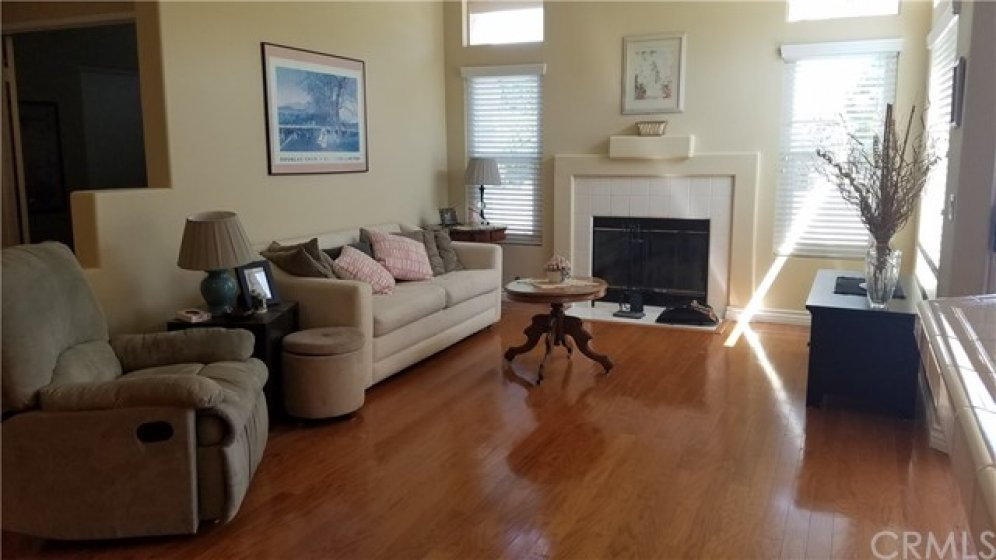 The hardwood flooring is timeless and adds to the warmth and beauty of this home.