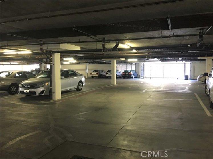 Assigned Underground Parking