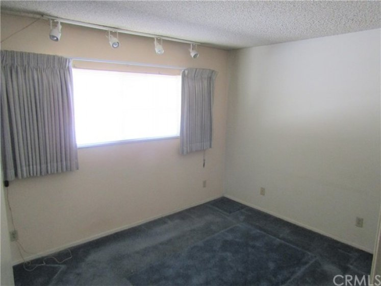 Bedroom from entry