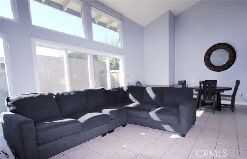 Open Concept Main Living Area