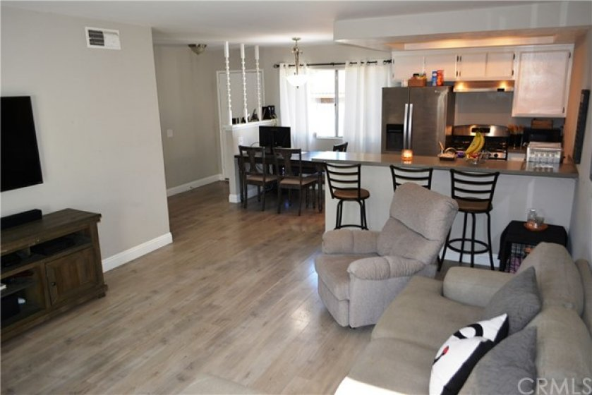 Wonderful Open Concept Floorplan.  This condominium is perfect and move in ready!