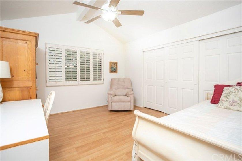 Second master suite