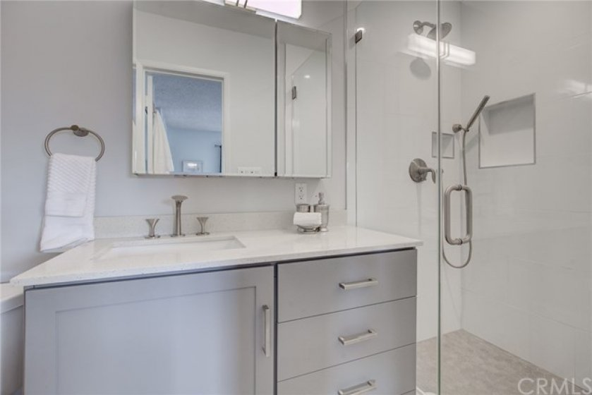 Another beautifully appointed bathroom