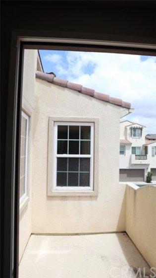 2nd Floor Balcony