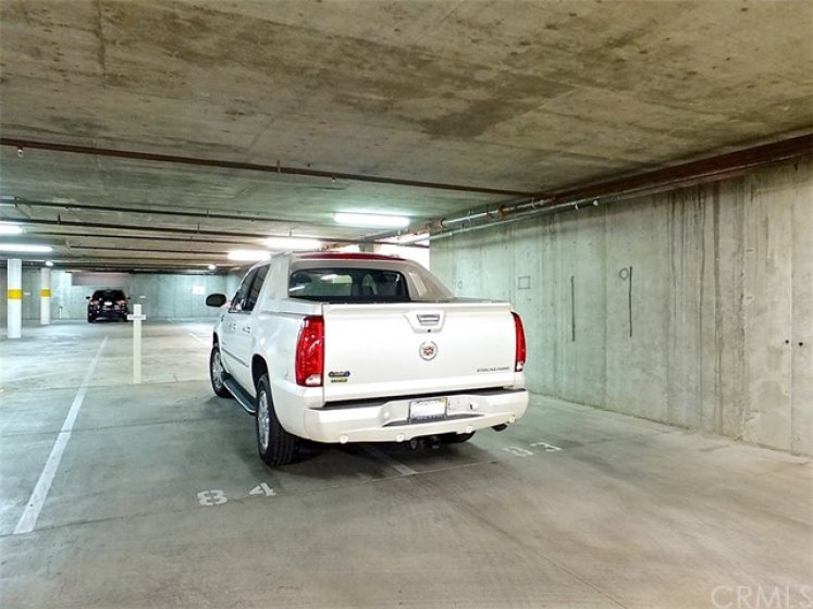 Two Parking Places  Same Floor as Unit#201