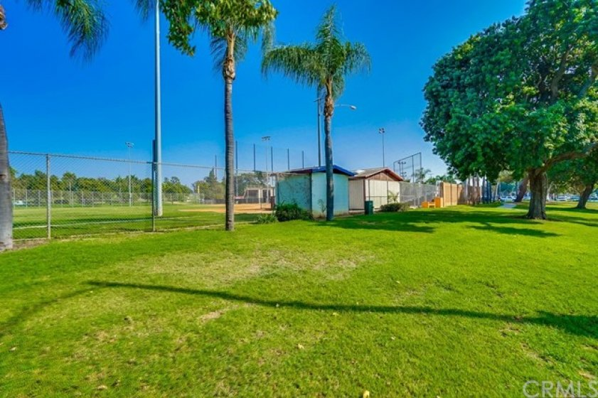 Across from Lawn bowling. golf course and other activities.