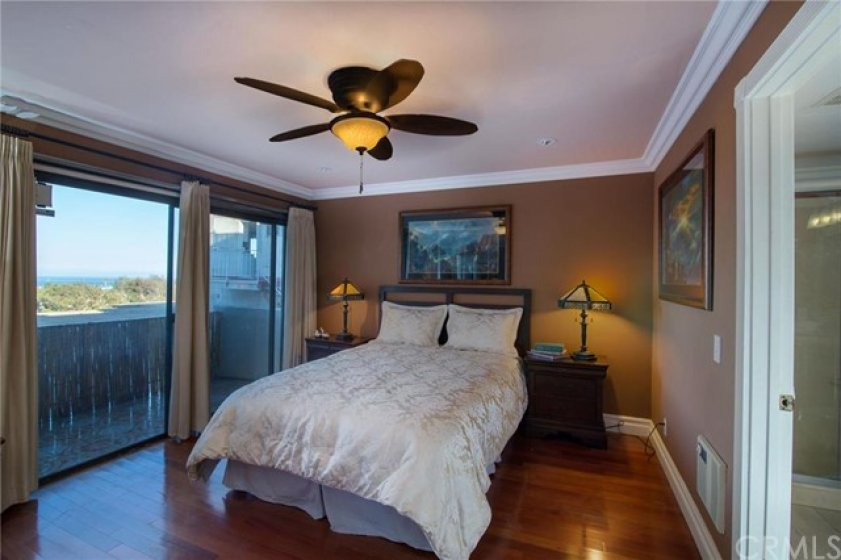Master Bedroom. Wake up each morning refreshed and views to make you smile.