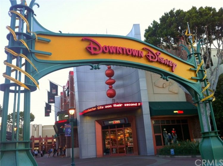 Terrific shopping, dining and entertainment can be found at Downtown Disney, also just minutes away.