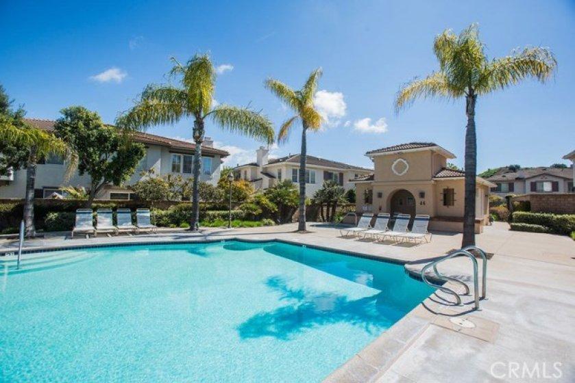 The Trinidad pool.