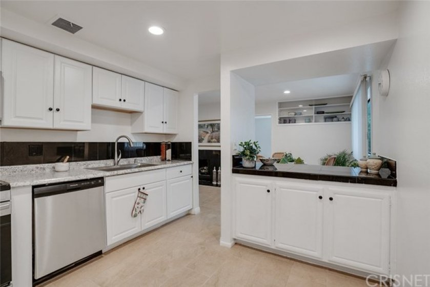 REMODELED KITCHEN - BRAND NEW COUNTERS