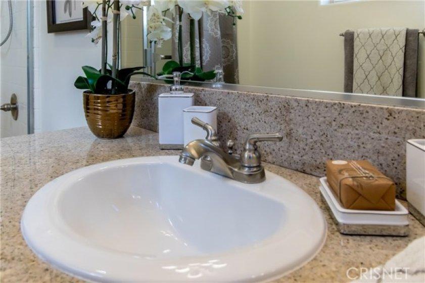 Master Suite bath pic. 2