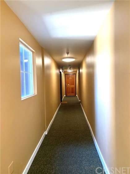 Second Floor Hallway.