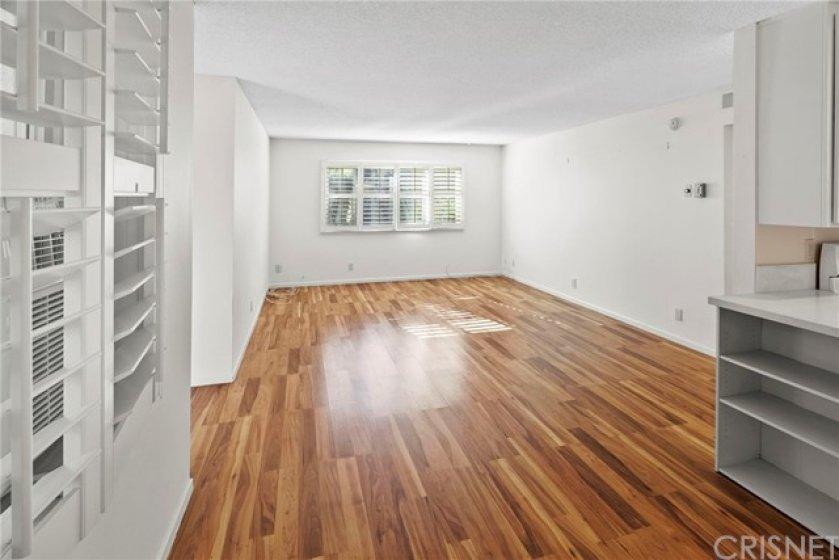 Bright and Open Floor Plan