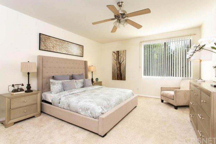 Master Bedroom (there are two Master Suites)