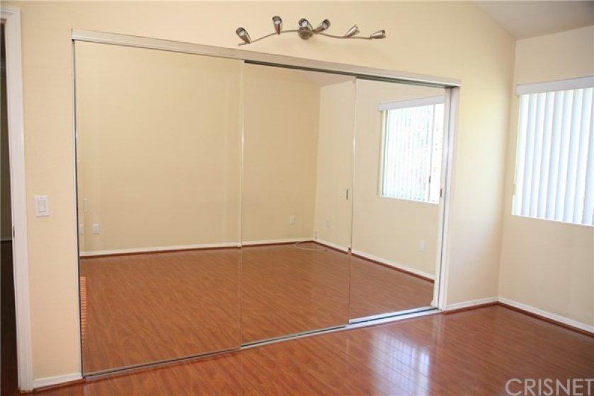 Closet master bedroom