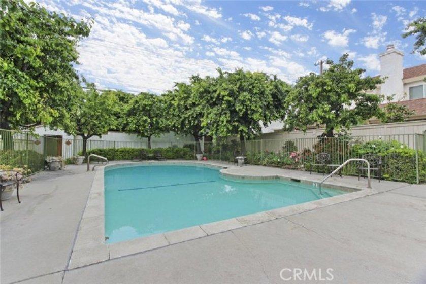 HOA Pool and Spa