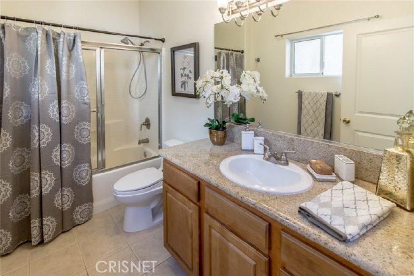 Master suite bath pic. 1