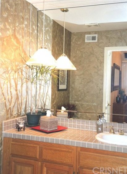 Powder room completes the main floor