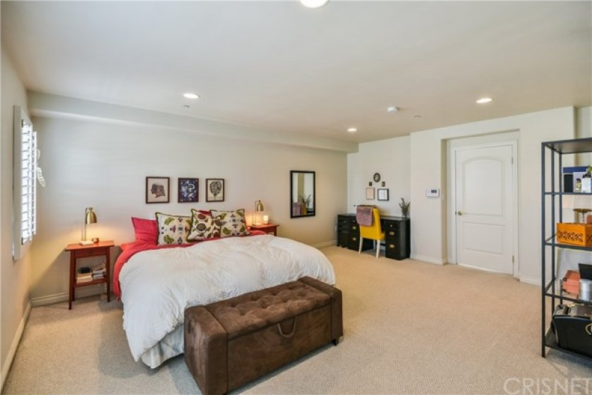3rd Floor Master Bedroom