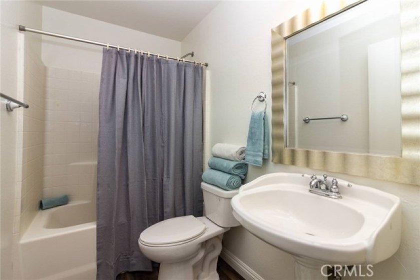 Second full bathroom upstairs