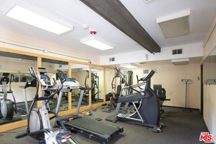 HOA Fitne Room
