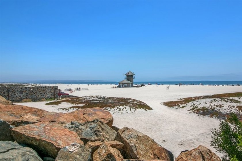 This is not the view, but your playground when you buy a home on Coronado Island!