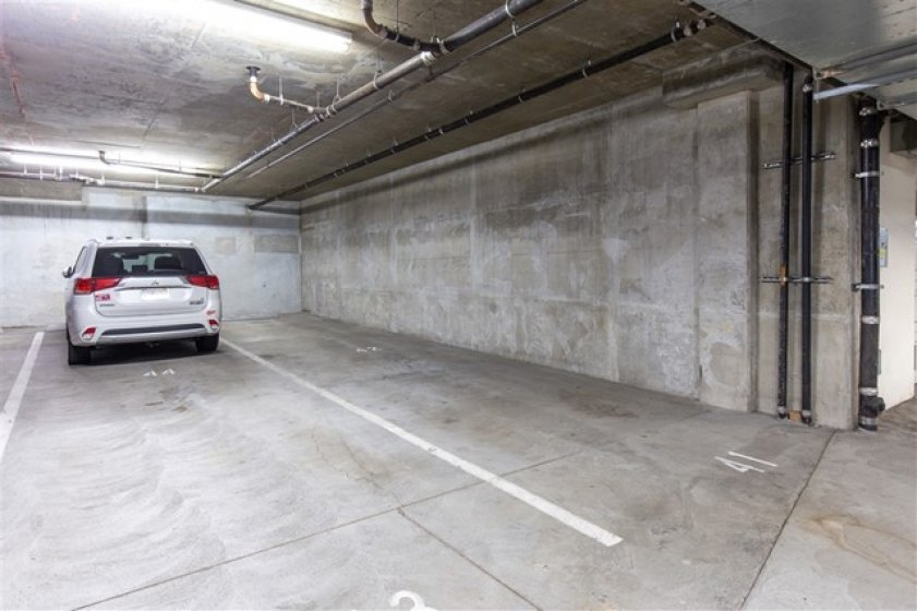 Parking Spaces #41 and #42.  Plus, residents can obtain a total of 4 on-street parking passes!