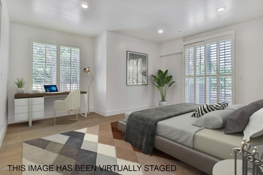 Wilshire staged Bed1