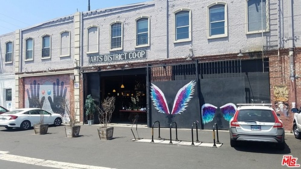 Very cool local shops