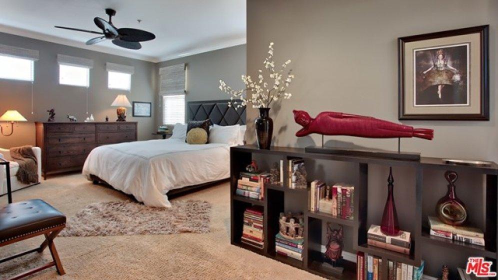 Beautiful Large Corner Master Bedroom