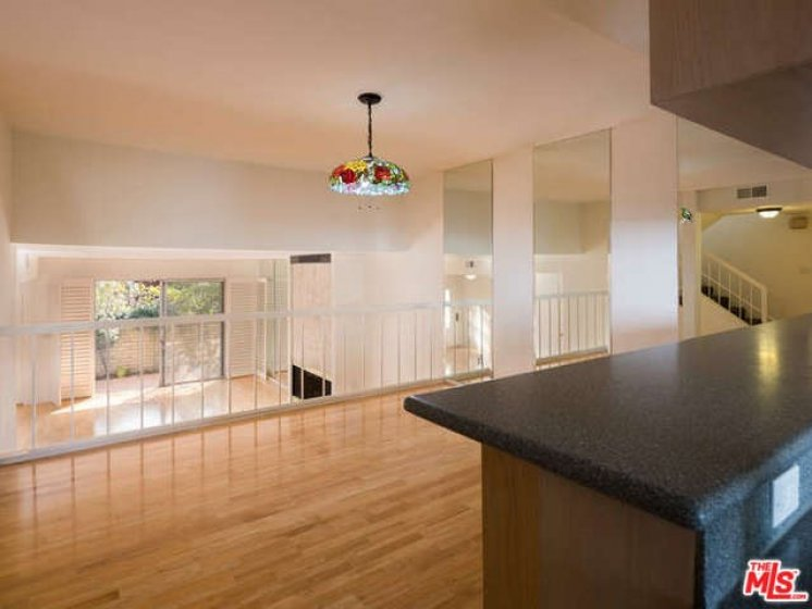 Kitchen/dining room view