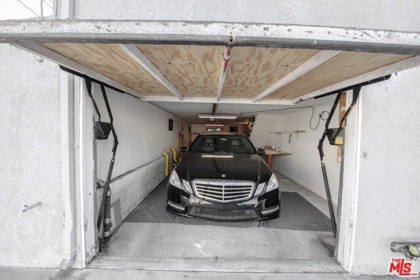 Direct Access 2 Car Garage