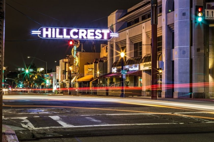 A Short Walk to the Center of Hillcrest