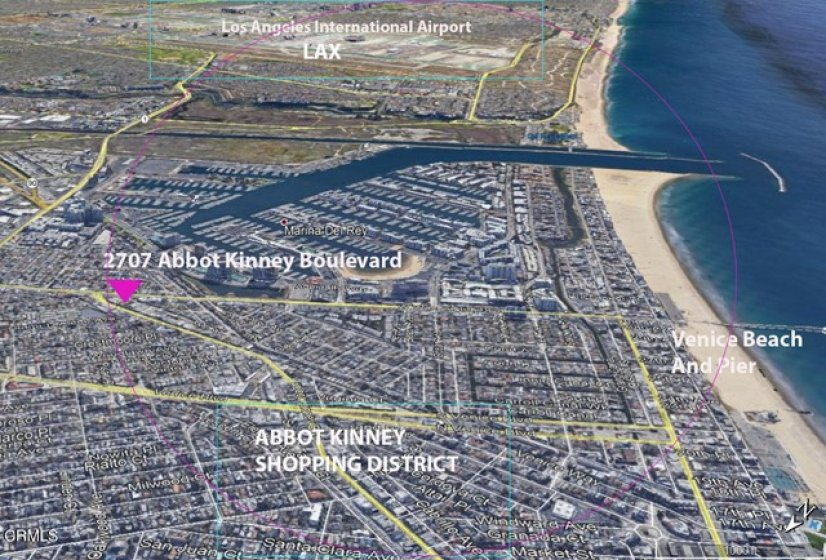 Locational Aerial 1  Shopping District B