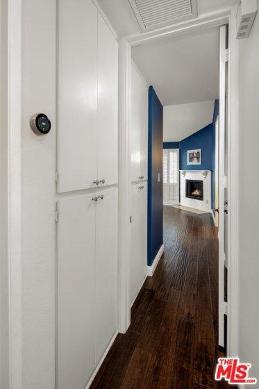 Hallway nd story