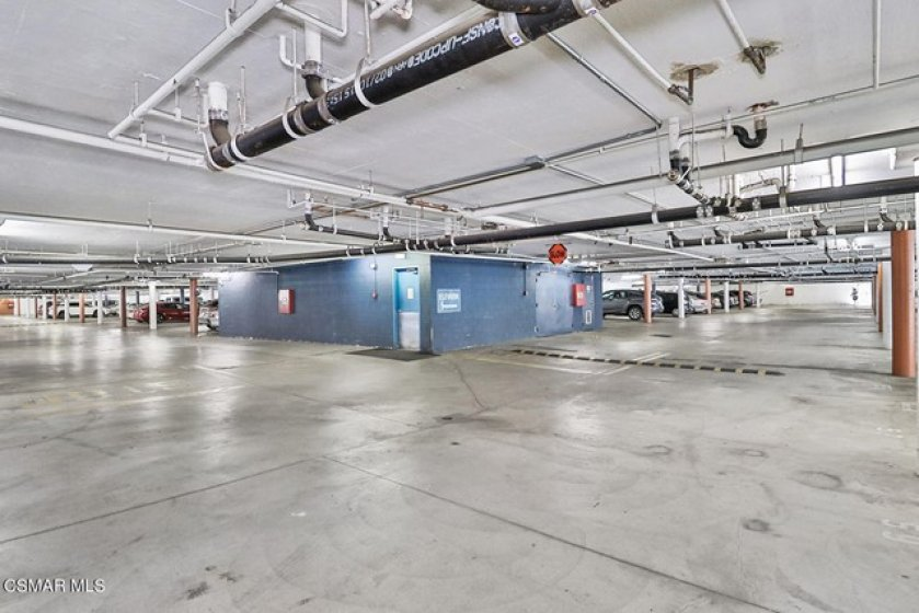49 underground parking lot
