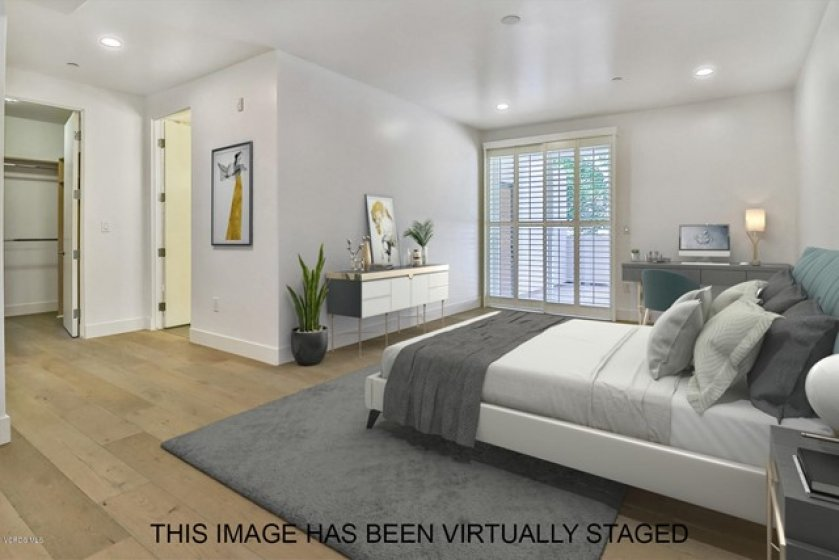 Wilshire master staged