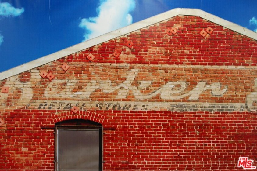 Our heritage: Barker Bros. Furniture Factory