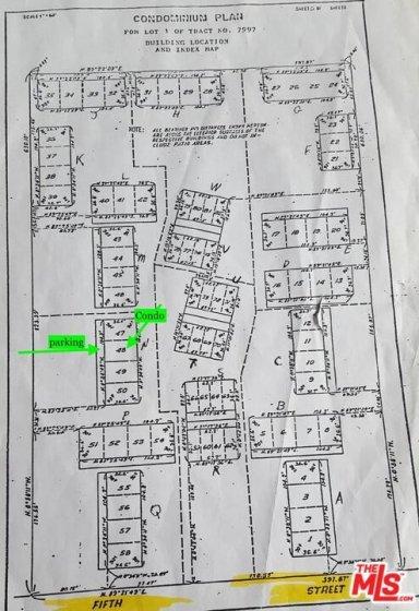 Condominium Plan