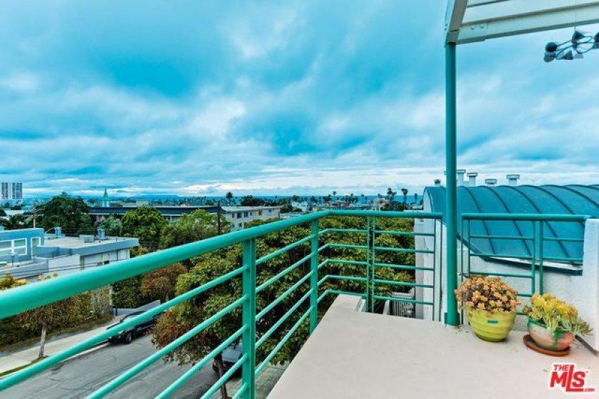 Panoramic Views from Patio