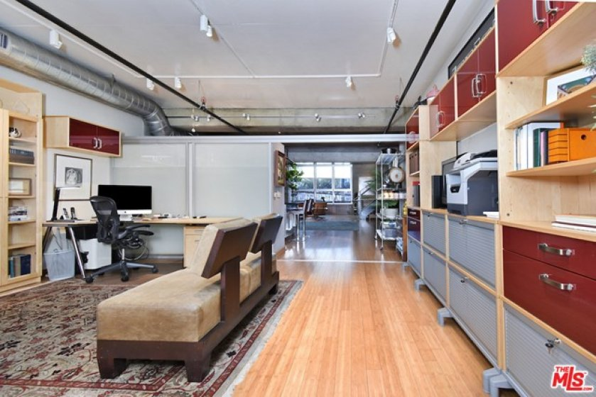 Ample Space for a Working Office for  People