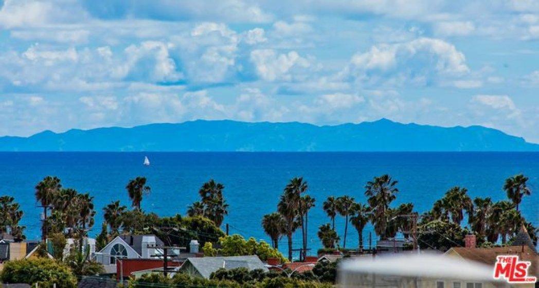 Views looking toward S. Bay and Catalina