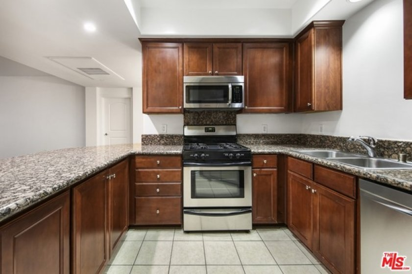 Lots of counter top space