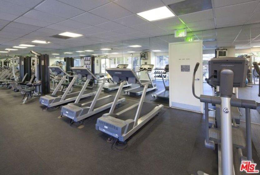 Comstock Gym