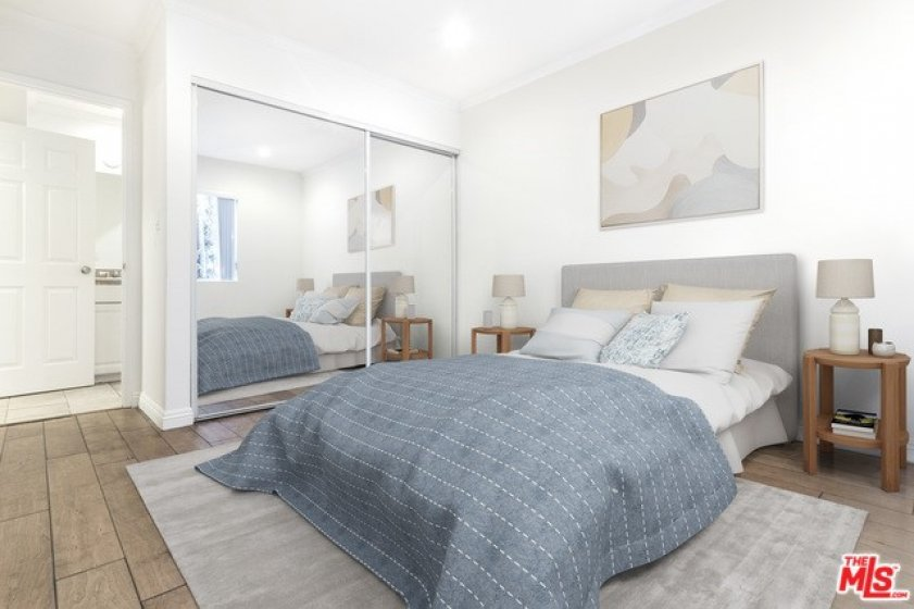 Master Bedroom-Virtual Staging