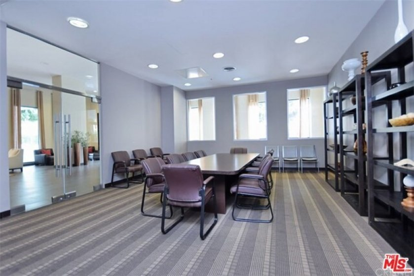Conference Room on Lobby Level