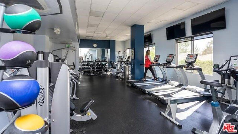 Remodeled Gym