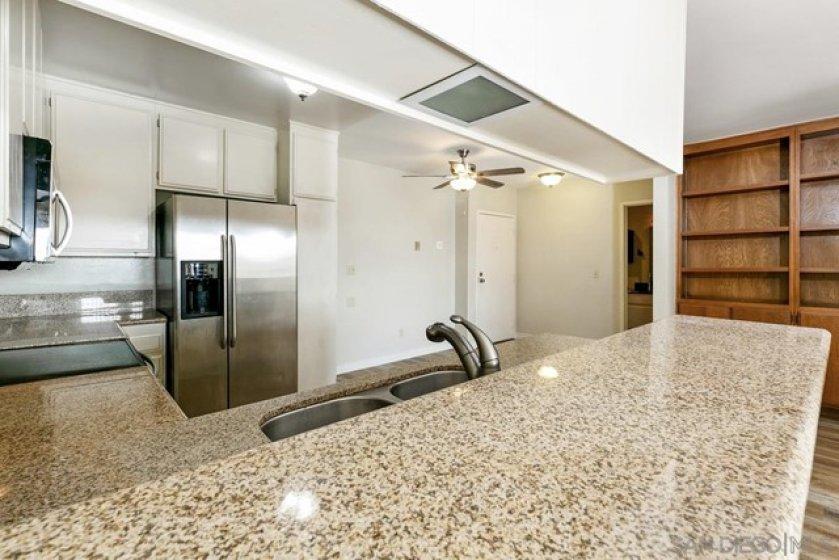 Granite Breakfast Bar Countertop