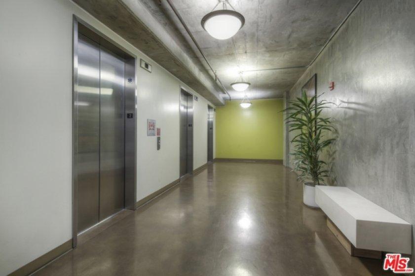 nd Floor lobby off elevator