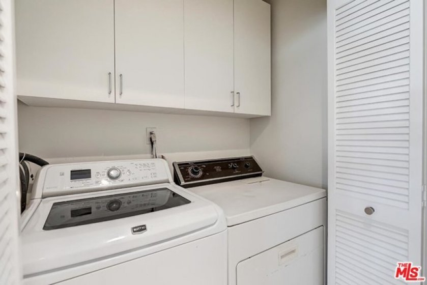 laundry are inside unit